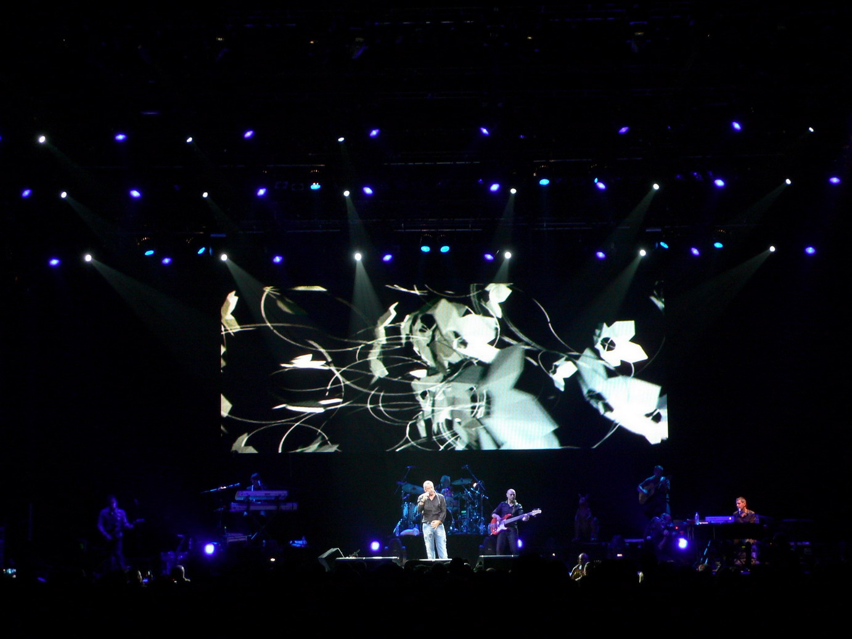 Eros Ramazzotti Australian tour 2008